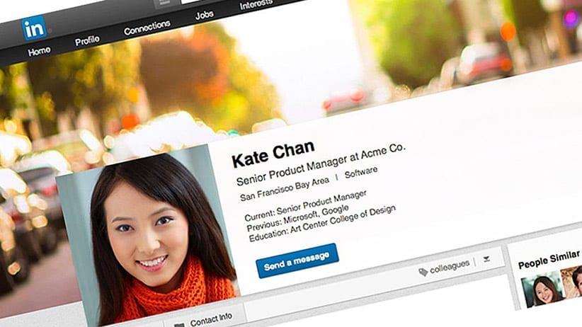 linkedin background image