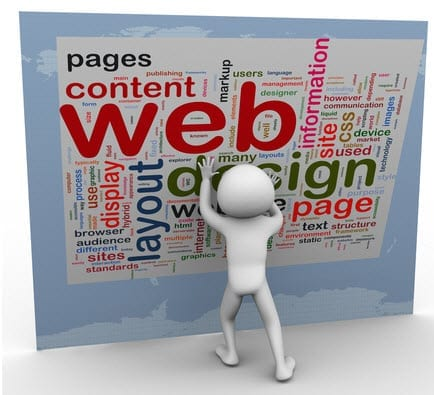 5 Web Design Mistakes You Shouldn't Make