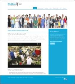 First Step Website - Workbase Plus Ltd