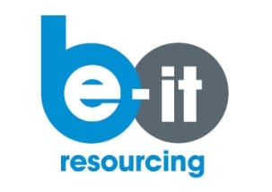 Be-IT Resourcing web design and graphics