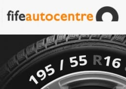 Fife Autocentre Web design