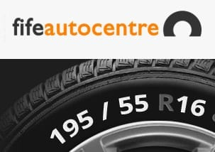 Fife Autocentre Web design