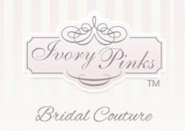 Ivory Pinks website design