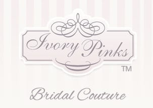 Ivory Pinks website design