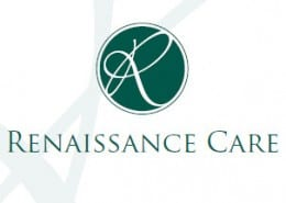 Renaissance Care - website and graphics