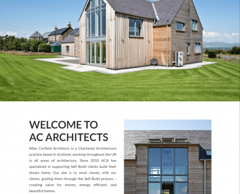 Allan Corfield Architects