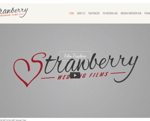 Strawberry Wedding Films 2