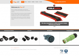 Ten 47   High quality electrical connectors