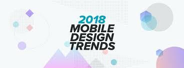 App Design Trends of 2018