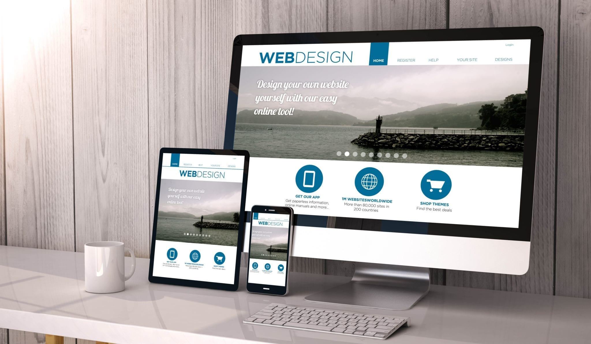 Website Design – The Cannes Comparison