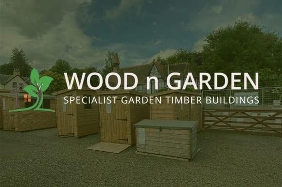 WoodnGarden E-commerce Website
