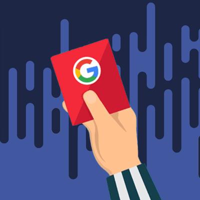 Google Penalties – How to avoid website downranking