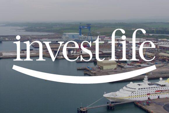 InvestFife website