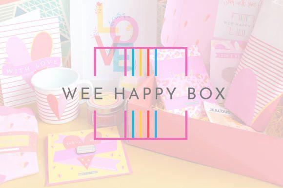 Wee Happy Box Website